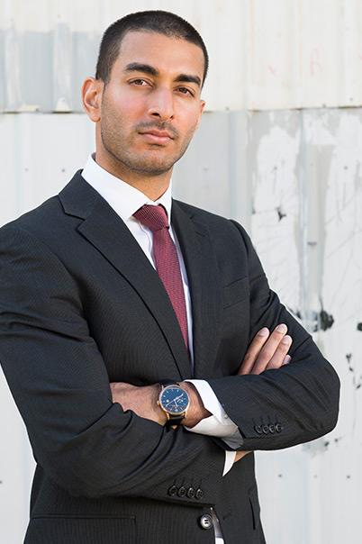 Darren Saldanha