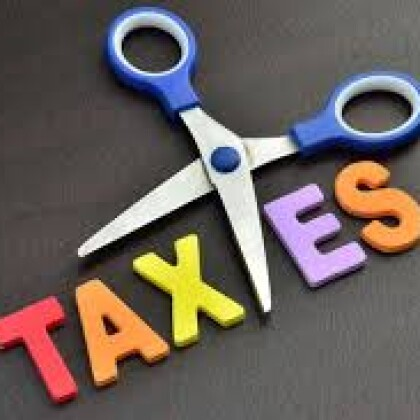 Reduction in the company tax rate
