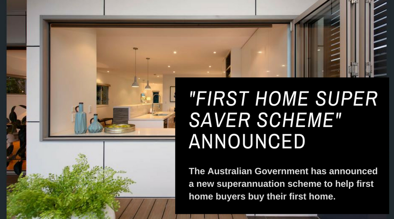 Budget 2017: First-home buyers can tap up to $30,000 of super savings