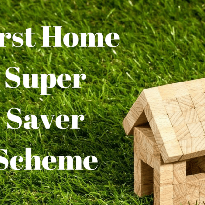First Home Super Saver Scheme