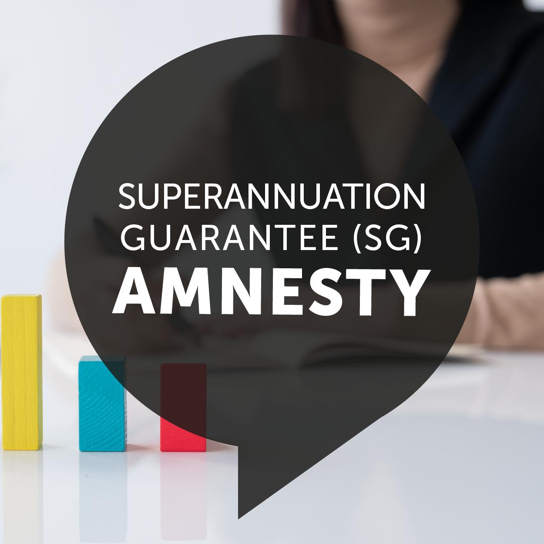 SG Amnesty