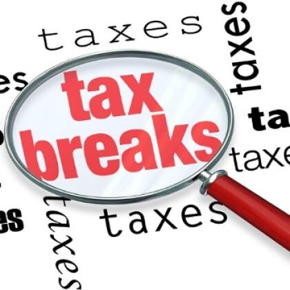 Tax breaks for the 2020 tax return