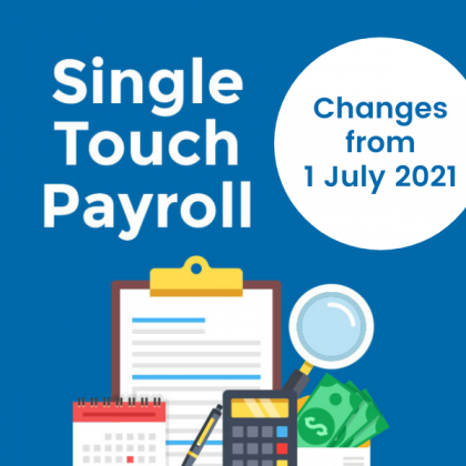 STP reporting: Changes from 1 July 2021