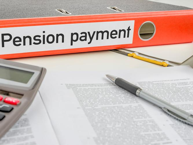 Pension Payments – 2021